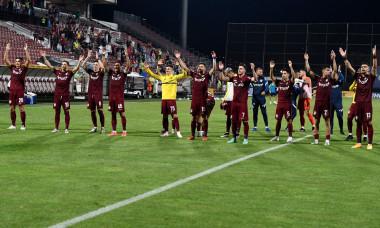 CFR Cluj v FC U Craiova 1948 - Romania Liga 1, Cluj-Napoca - 16 Jul 2021