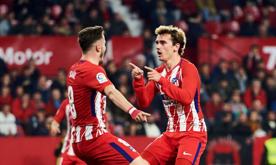 Sevilla v Atletico Madrid - La Liga