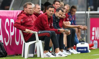 FC Bayern Munich v 1 FC Cologne, Test game, Football, Baden-Württemberg, germany - 17 Jul 2021