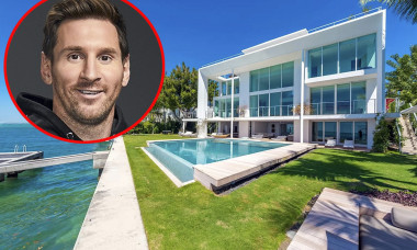 Leo Messi Is Renting This $ 200,000 Dollar a Month Vacation Home