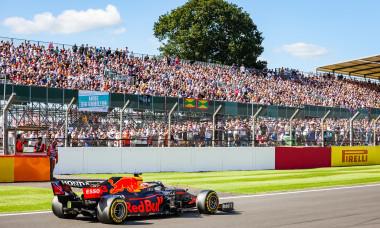 Grand Prix de Formule 1 ŕ Silverstone au Royaume-Uni