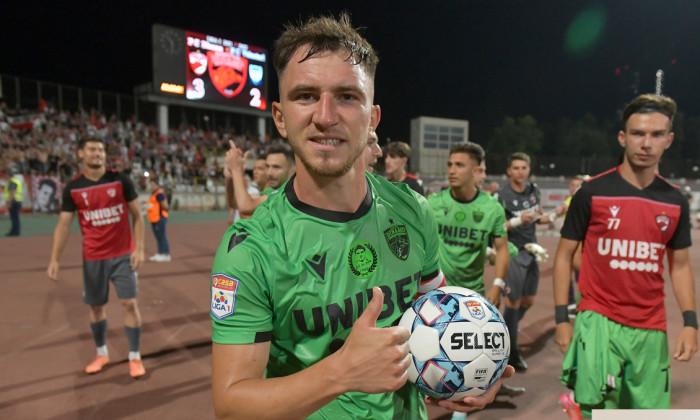Deian Sorescu, după Dinamo - FC Voluntari / Foto: Sport Pictures