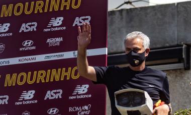 Jose Mourinho, antrenorul de la AS Roma / Foto: Profimedia