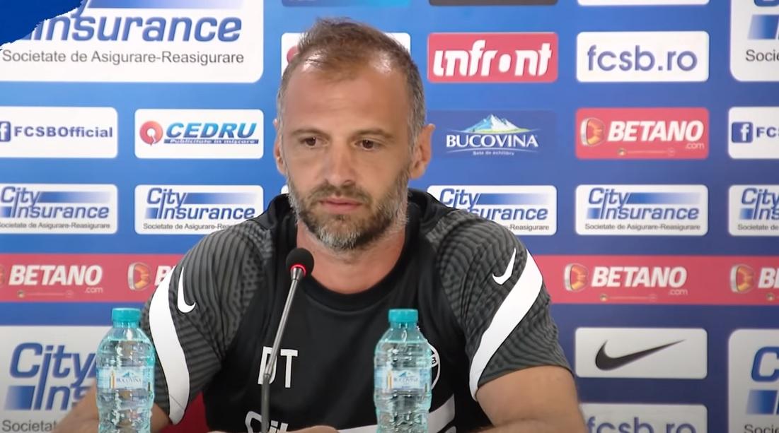 Pleacă Florin Tănase de la FCSB? Răspunsul voalat al antrenorului Dinu Todoran