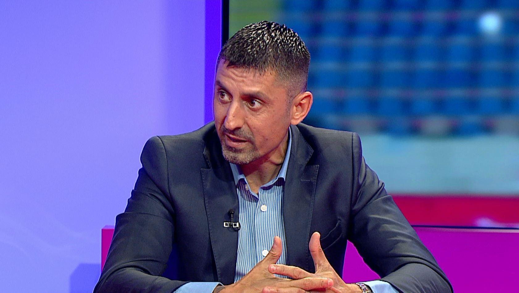 Am o întrebare: Dănciulescu, tu la care echipă Steaua ai jucat? Fostul atacant s-a blocat