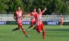 Fotbaliștii lui Sepsi, în meciul cu Academica Clinceni / Foto: Sport Pictures