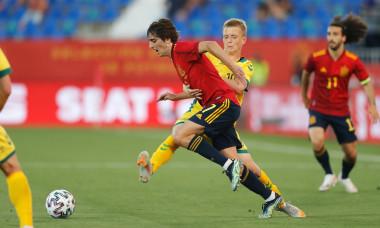 Soccer : 2020-2021 International Friendly match : Spain 4-0 Lithuania