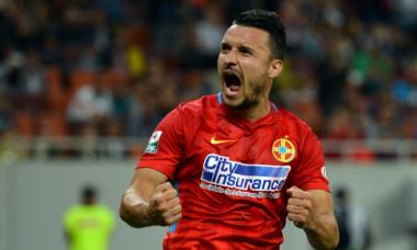 """Constantin Budescu, în precedenta sa """"aventură"""" la FCSB / Foto: Sport Pictures."""