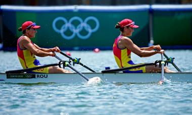 Olympics: Rowing-July 23