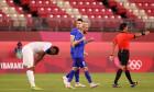 Marius Marin, după meciul cu Honduras de la Jocurile Olimpice / Foto: Getty Images