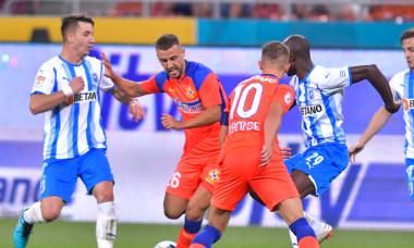 Alexandru Mateiu, în meciul FCSB - Universitatea Craiova / Foto: Sport Pictures