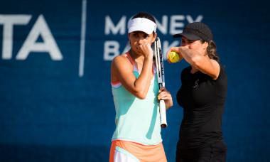 Raluca Olaru și Monica Niculescu / Foto: Profimedia