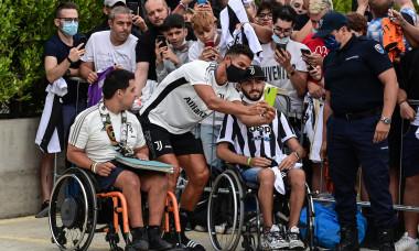 Cristiano Ronaldo, la baza lui Juventus / Foto: Profimedia