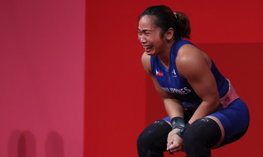 (TOKYO2020)JAPAN TOKYO OLY WEIGHTLIFTING WOMEN'S 55KG