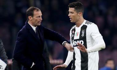 Italy: Napoli - Juventus