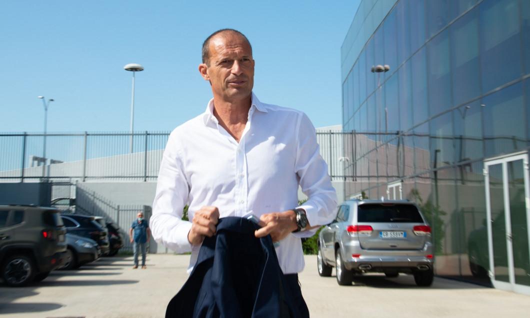 Juventus new season start, Turin, Italy - 14 Jul 2021