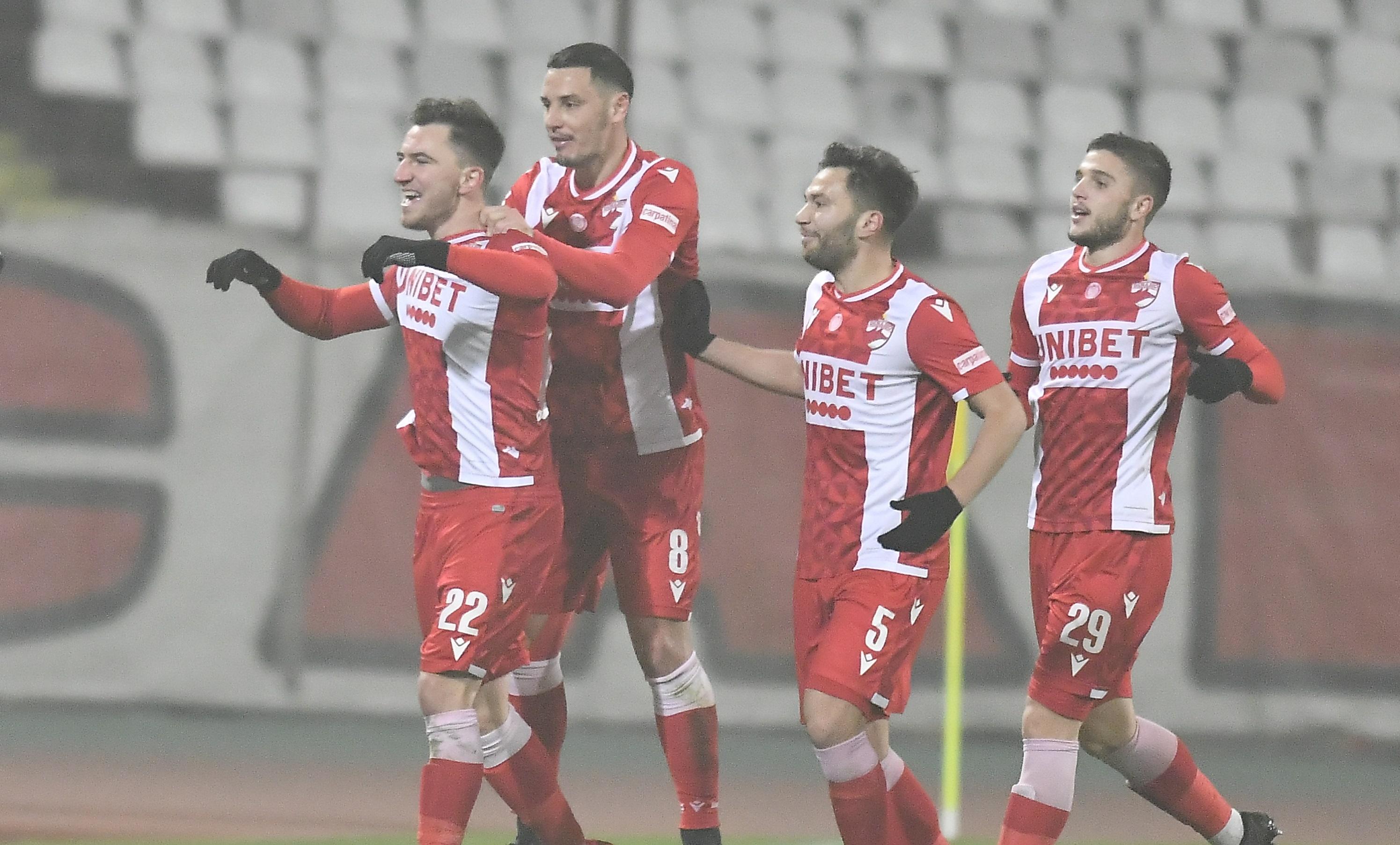 Doi dintr-o lovitură la Dinamo! Paul Anton și Alexandru Răuță, aproape de rezilierea contractului. Când vine decizia finală