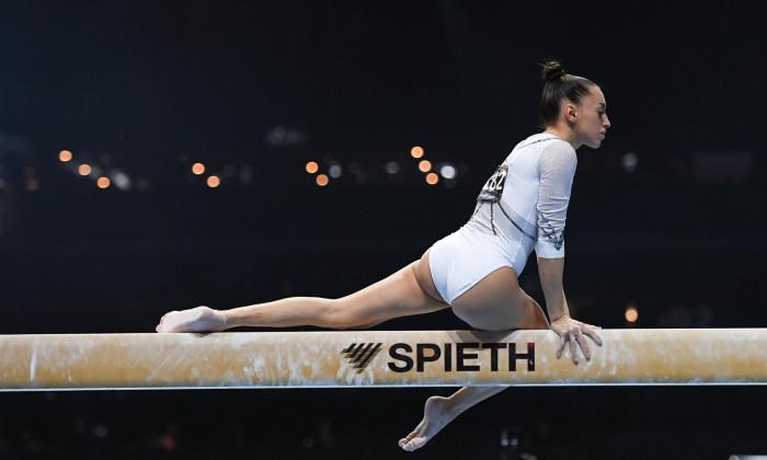 Gymnastics - Artistic Gymnastics - Qualifiers - 2021 European Championship