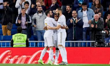Real Madrid v CD Legane, Spanish La Liga football match, Madrid, Spain - 30 Oct 2019