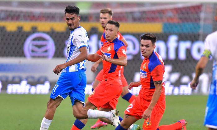Cristi Dumitru, în meciul FCSB - Universitatea Craiova / Foto: Sport Pictures