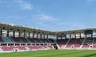 Stadionul Rapid / Foto: Facebook@companianationaladeinvestitiisa