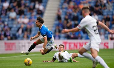Rangers v Livingston, Scottish Premiership, Ibrox Stadium, Glasgow UK, 31 Jul 2021