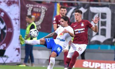 Rapid și Farul au remizat, 0-0, în etapa a treia a Ligii 1 / Foto: Sport Pictures