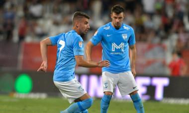 Robert Ion, în meciul Dinamo - FC Voluntari / Foto: Sport Pictures