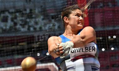Bianca Ghelber, la Jocurile Olimpice / Foto: Profimedia