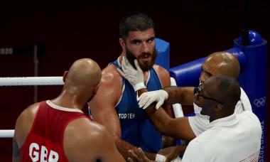 Mourad Aliev a fost descalificat / Sursa foto: Getty Images