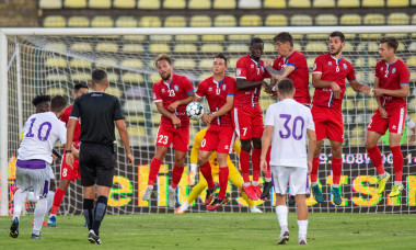 ROMANIA: Romanian Liga 1 - ACS Campionii FC Arges - AFC Botosani, 21 August 2020