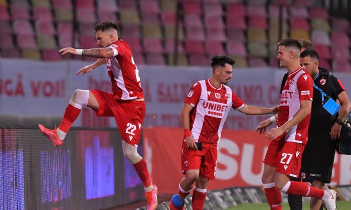 Ricardo Grigore, în meciul Dinamo - Academica Clinceni / Foto: Sport Pictures