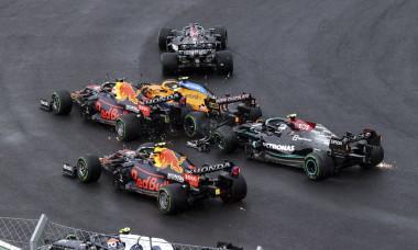 Formula 1 Championship Formula 1 Magyar Nagydij 2021, Hungarian Grand Prix, Mogyorod, near Budapest, Ungheria - 01 Aug 2021