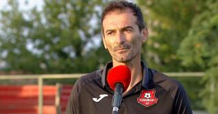 Marius Măldărășanu, antrenorul de la Hermannstadt / Foto: Captură Digi Sport