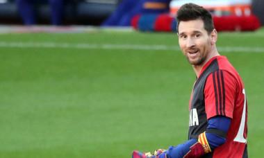 Messi în tricoul celor de la Newell's Old Boys / Foto: Profimedia