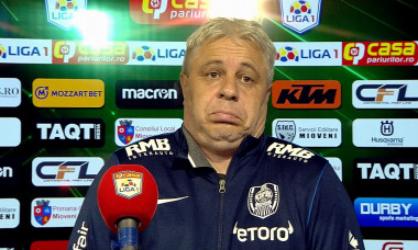 Marius Șumudică, antrenorul de la CFR Cluj / Foto: Sport Pictures