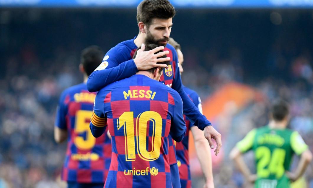 Spain: FC Barcelona - SD Eibar. La Liga, date 25