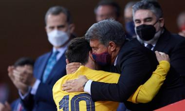 Athletic Club v FC Barcelona - Copa del Rey Final, Seville, Spain - 17 Apr 2021