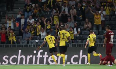 BSC Young Boys v CFR Cluj - UEFA Champions League: Third Qualifying Round Leg Two