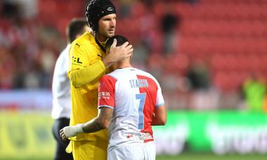 Fotbal- Liga mistru 21/22 - Slavia -Ferencvaros