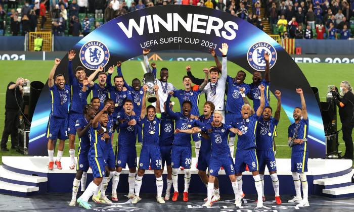 Video   Chelsea - Villarreal 1-1, 6-5 la loviturile de departajare.  Londonezii au câștigat Supercupa Europei. Portarul Kepa, erou