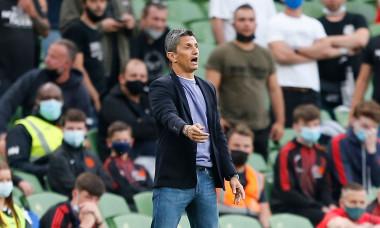 Bohemians v PAOK, Europa Conference League Qualifier, Football match, Aviva Stadium, Dublin, Ireland - 03 Aug 2021