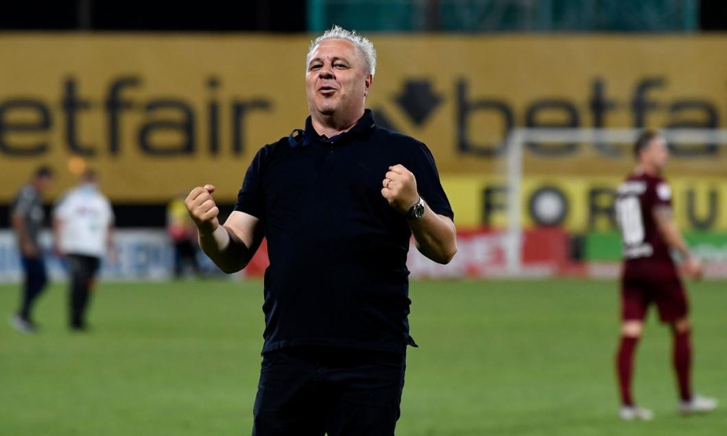 CFR Cluj v FK Borac Banja Luka - UEFA Champions League, First Qualifying Round, Cluj-Napoca, Romania - 06 Jul 2021