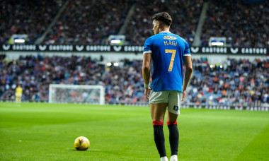 Rangers v Dunfermline Athletic, Premier Sports Cup, Second Round, Football, Ibrox Stadium, Glasgow, UK - 13 August 2021