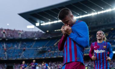 (SP)SPAIN BARCELONA FOOTBALL SPANISH LEAGUE FC BARCELONA VS REAL SOCIEDAD