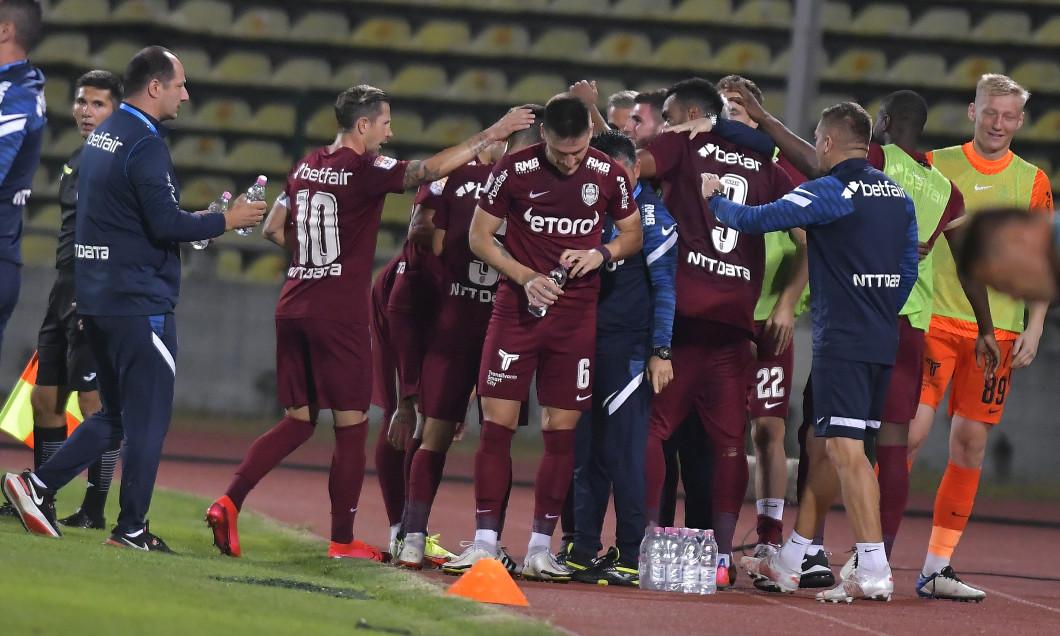 FOTBAL:FC ARGES-CFR CLUJ, LIGA 1 CASA PARIURILOR (21.08.2021)