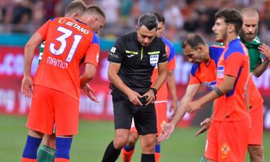 Horațiu Feșnic, în meciul FCSB - Sepsi / Foto: Sport Pictures