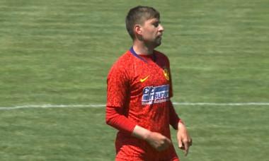 Alexandru Stan, la FCSB 2 / Foto: captură Digi Sport