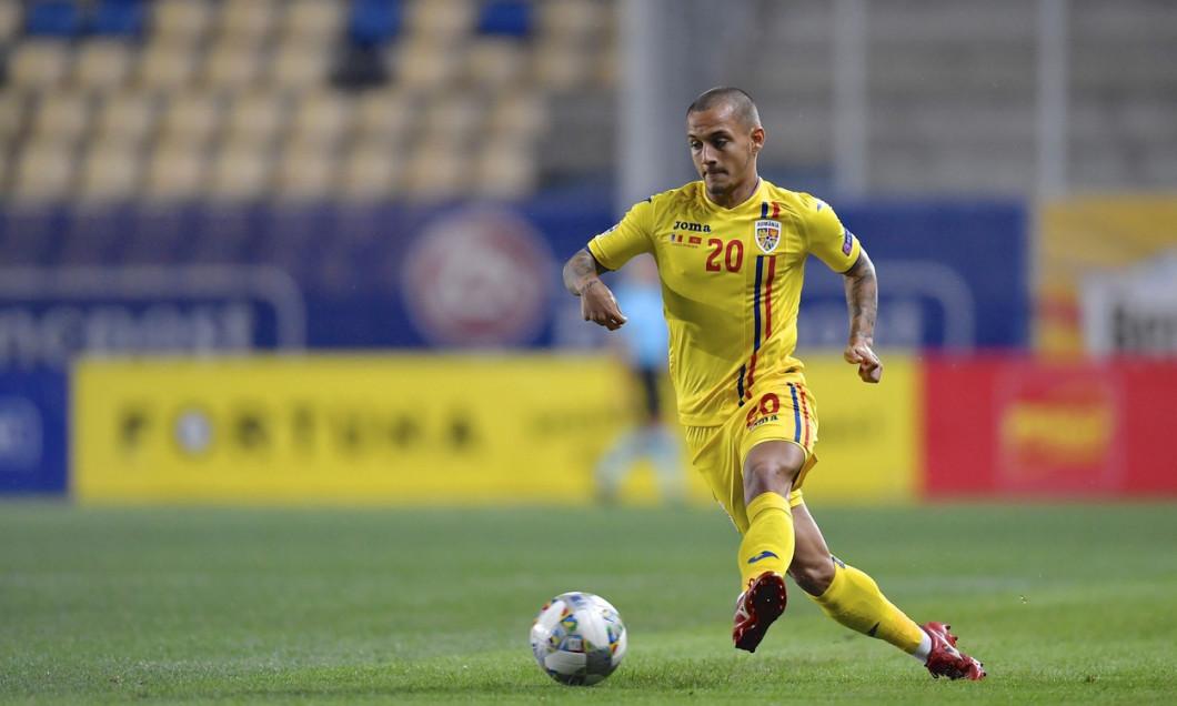 Romania - Montenegro, UEFA Nations League 2019 football match