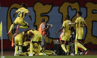 Football : Champions League 3rd qualifying round match Red Star vs Sheriff, Tiraspol